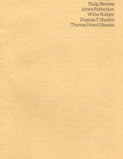Sept Artistes Contemporains (Cover)
