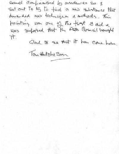 Letter re:Earthday Lanarkshire, PP2