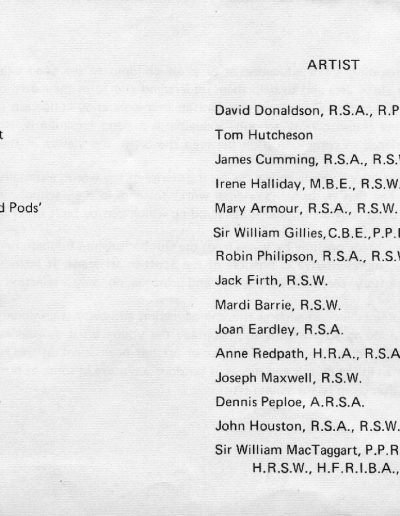 Dunbartonshire Education Committee Collection (Extract)