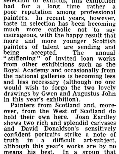 RGI Show Guardian Review, 10/10/1960